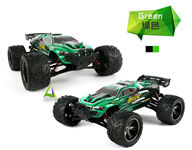 XinLeHong toys 9116 RC Car,RC monster Truck,High speed 1/12 1:12 Full-scale rc racing car,Shockproof-Green Color-XinLeHong-Toys-Car-All
