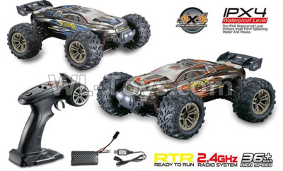 XinLeHong toys 9136 RC Car,1/16 Scale Rc Monster Bigfoot Truck 38km/h Buggy 4x4 Free Sample Rc Car Electric Off-road Hot Sale