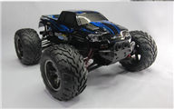 XinleHong Toys 9115 RC Car,RC monster Truck,High speed 1/12 1:12 Full-scale rc racing car,Shockproof-Blue color